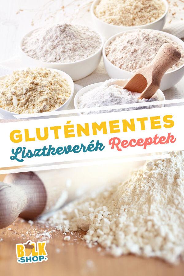 gluténmentes lisztkeverek receptek bulkshop