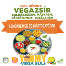 2020.07.04. 10h - Kenőkrémek és mártogatósok / vegán főzőtanfolyam