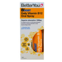 B12 vitamin szájspray (Better You) - sárgabarack ízű