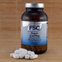 Super Cal/Mag (FSC) kálcium magnézium tabletta, 90db