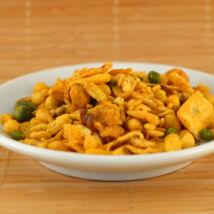 Haldiram's All in One fűszeres indiai snack,200g