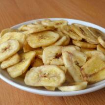 Banán chips 500g
