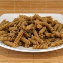 Barnarizs tészta, gluténmentes, fusilli, 400g