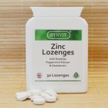 Cink szopogató tabletta 3,5mg, 30db