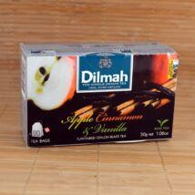 Dilmah fekete tea alma&fahéj ízesítéssel, 20db 1,5g-os filter