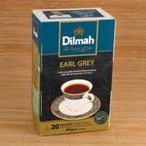 Dilmah Gourmet Earl Grey tea, 20db 2g-os filter