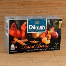 Dilmah fekete tea erdei gyümölcs ízesítéssel, 20db 1,5g-os filter