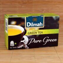 Dilmah natur zöld tea, 20db 1,5g-os filter