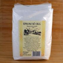 Epsom só (keserűsó, magnézium-szulfát) 1kg