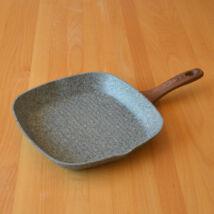 Grill serpenyő 28cm, márvány bevonatos, BerlingerHaus
