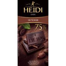 Étcsokoládé 75% Heidi Dark Intense 80g
