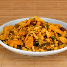 Haldiram's All in One fűszeres indiai snack,150g