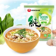 Instant zöldség leves, 112g, vegán