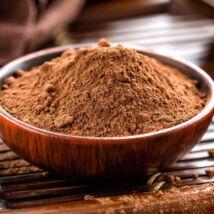 Kakaópor alkalizált (holland) 10-12%, 500g - bulkshop