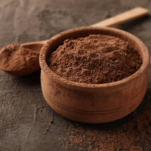 Kakaópor, zsíros, holland, alkalizált 22-24%, 250g bulkshop