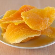 kandírozott mangó szeletek bulkshop