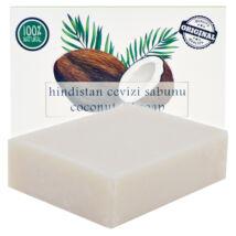 Kókusz szappan 2×65g vegán