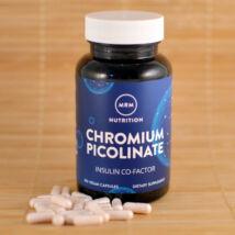 Krómium pikolinát kapszula, 200mcg, 100db (MRM)