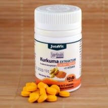 Kurkuma extraktum, 60db tabletta, Jutavit