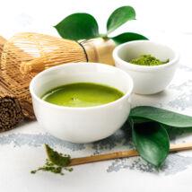 matcha zöld tea por - bulkshop