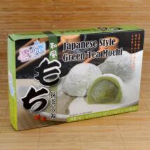 Mochi (japán édesség), zöld teás, 210g
