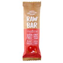 Raw Bar vörösáfonyás, kesudióval és mandulával 30g, Cerbona
