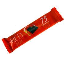 Red cukormentes étcsokoládé szelet, narancs & mandula, 26g