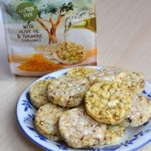Rice Snacks puffasztott rizs, kurkuma + olivaolaj 50g