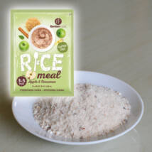Rizskása 60g, alma fahéj, gluténmentes