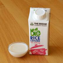 Rizskrém főzéshez (rizstejszín) 200ml