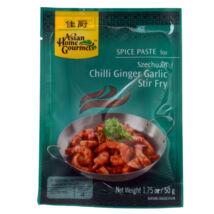 Szecsuáni (chili-gyömbér-fokhagyma) fűszer paszta 50g