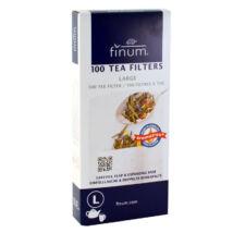Teafilter papír, 8x13,5cm, 100db