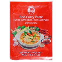 Thai vörös curry paszta 50g - bulkshop