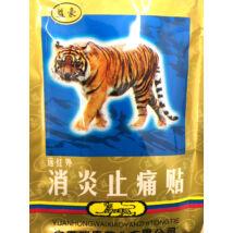Tigris Tapasz (eredeti), 5x4db-os csomag