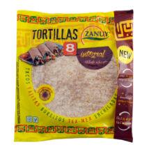 Tortilla (teljes kiőrlésű búza), 320g