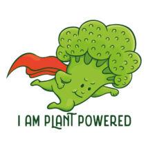 Kötény - I am plant powered