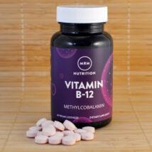 B12 vitamin szopogató tabletta foláttal, 2000mcg, 60db (MRM)