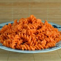 Vöröslencse tészta, orsó 200g | 20% fehérje tartalom
