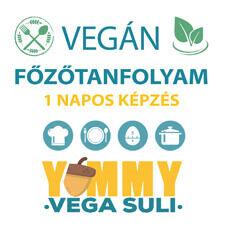 vegán főzőtanfolyam kezdőknek budapest