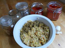 vegán kolbász és hurka recept bulkshop plantbased növényi alapú