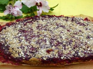 zabos meggyes pite vegán sütemény bulkshop plantbased