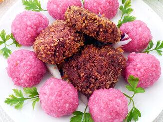 céklafasírt recept vegán bulkshop plantbased növényi alapú étrend