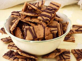 édes ropogós keksz recept vegán bulkshop plantbased növényi alapú étrend