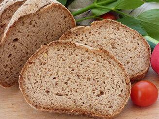 kovásszal készült gluténmentes kenyér recept bulkshop vegán növényi alapú plantbased