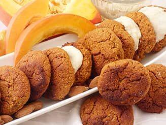 Növényi alapú, vegán tökmézes keksz recept bulkshop