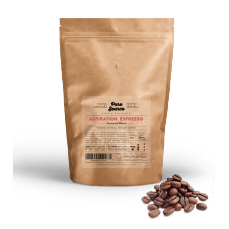 100% Arabica, Aspiration Espresso 200g, szemes kávé