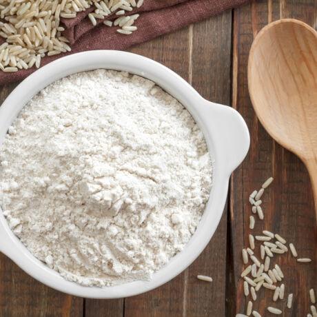 Barna rizsliszt 1kg bulkshop