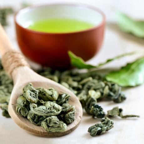 Zöld tea, puskapor, 500g bulkshop