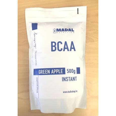 BCAA instant por - zöldalma - 500g