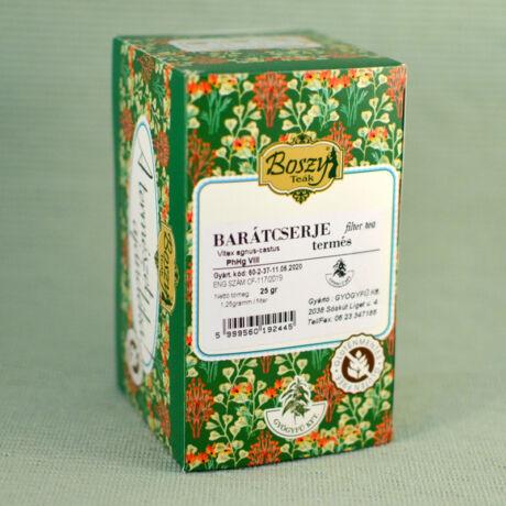 barátcserje termés tea filteres bulkshop